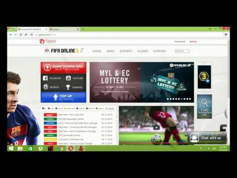How to download and install FIFA ONLINE 3| PROPER SETUP