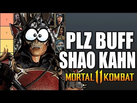 Mortal Kombat 11 - How Terrible is Shao Kahn??