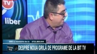 CINE SUNT SI CE VOR SA FACA NOII REALIZATORI DE EMISIUNI DE LA BIT TV