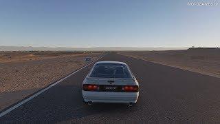 Gran Turismo Sport - Mazda RX-7 GT-X (FC) '90 Gameplay [PS4 Pro]