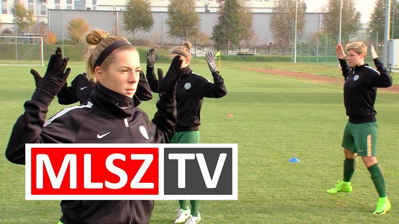 Ferencvárosi TC - Haladás Viktória | 3-1 | JET-SOL Liga | 11. forduló | MLSZTV
