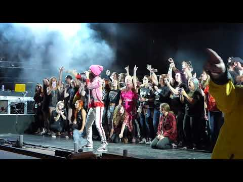 Closer to the Edge: 30 Seconds to Mars at Red Rocks Amphitheatre, Morrison CO: 18 September 2017