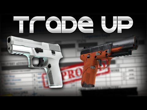 Cs:Go Trade Up Contract! - $100 Profit?! - Youtube
