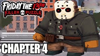 FRIDAY THE 13TH KILLER PUZZLE Chapter 4 Walkthrough