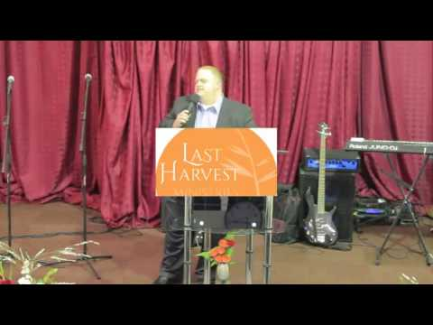Pastor Scott P, Missionary conference