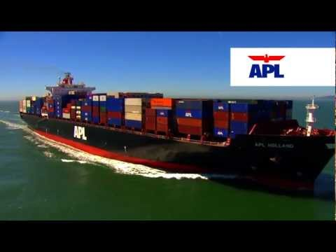 Moving the World -- APL and APL Logistics Corporate Image Video Production