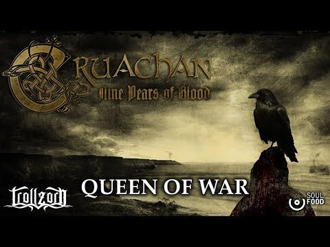 CRUACHAN  QUEEN OF WAR  LYRIC  TROLLZORN