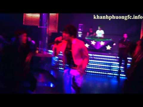 [1080 HD]-Khánh Phương Live Mưa Thủy Tinh Remix Bar AQ Sóc Trăng 21-9-2012