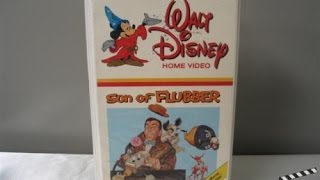 Opening To Son Of Flubber 1984 VHS