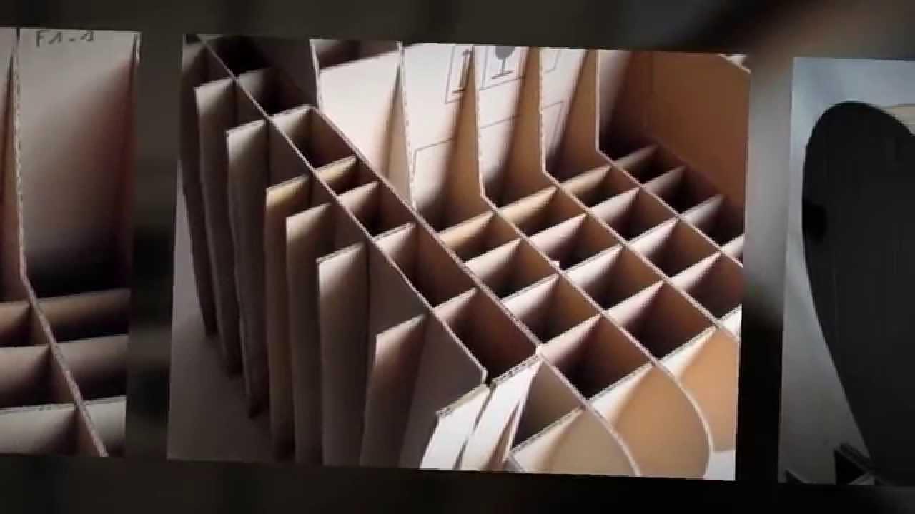 Comment cr er un fauteuil en carton youtube for Comment fabriquer un fauteuil