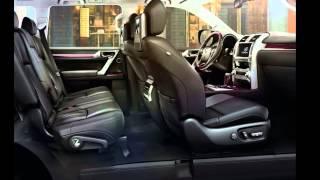 Автомобили.  Lexus GX 2013 Внедорожник.  Автомобили