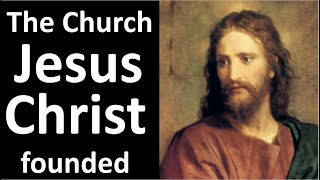 Which is the true Church of Jesus Christ?