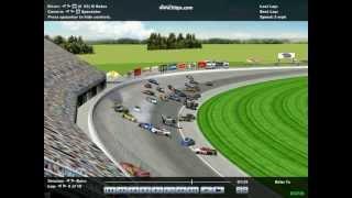NASCAR Racing 4 Epic Crash 2
