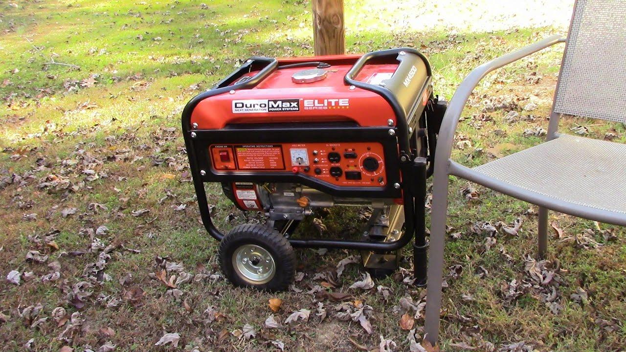 Choosing a Generator Size