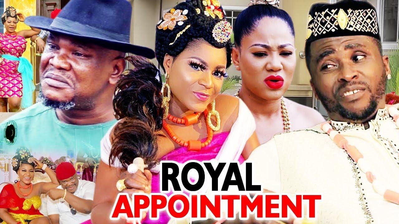 Download ROYAL APPOINTMENT SEASON 3&4 (DESTINY ETIKO) 2019 LATEST NIGERIAN NOLLYWOOD MOVIE