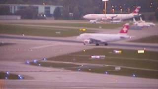 Pictures From Zurich Airport LiveStream Webcam