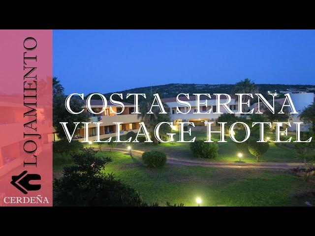 AHR Costa Serena Village Hotel   Cerdeña