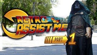 RETRO ASSIST ME! Part 1 (Marvel vs Capcom Origins Tutorial/Movie)