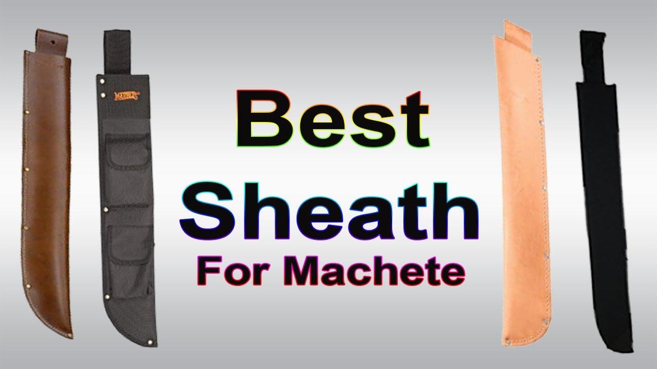 "Marbles MR393S Machete Sheath w//Stone For 14/"" Machete"