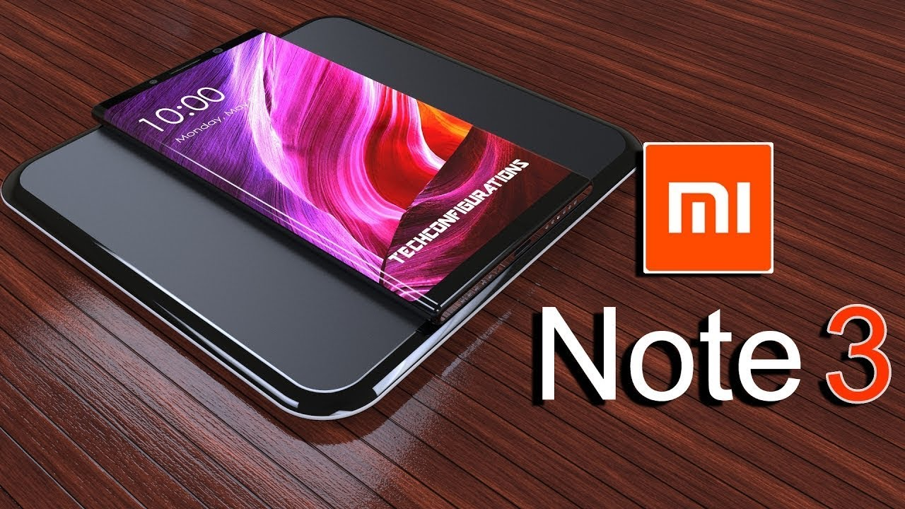 Download Mi Note 3 Introduction with Specifications    HT High Technology    Latest Technology 2018