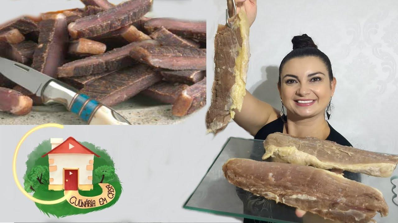 Sabor Brasil - Receitas - Rosbife de picanha (Rosbife de ...