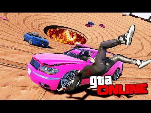 САМАЯ АДСКАЯ ДЫРА В GTA 5 ONLINE  #119