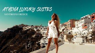 Athina luxury suites SANTORINI GREECE