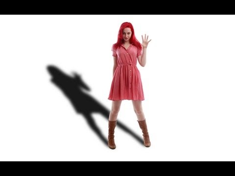 Create Realistic Shadow - Photoshop Tutorial