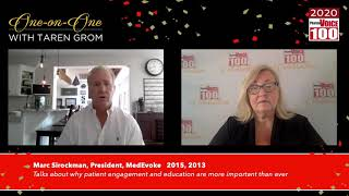 Marc Sirockman, MedEvoke – 2020 PharmaVOICE 100 Celebration