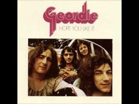 Geordie  - Geordie Stomp   (bonus track)