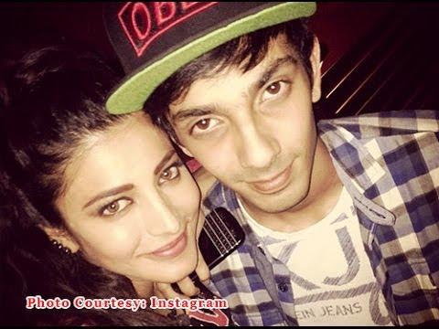 Anirudh and Shruti Haasan had late night fun after Maan karate song recording |Tamil Cinema News