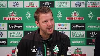Werder Pressekonferenz vom 14. Februar 2019 - Hertha BSC gegen Werder Bremen