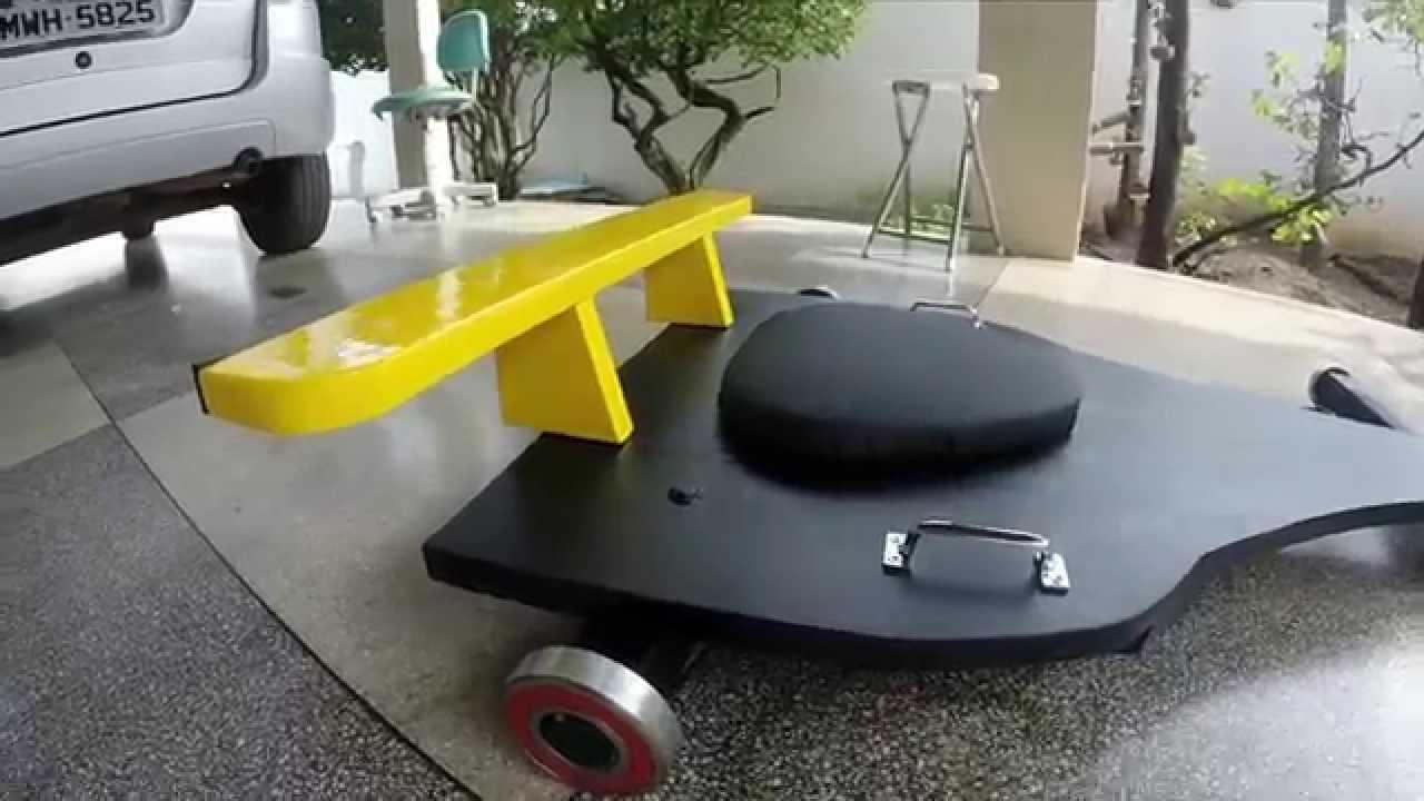 Super Carrinho de rolimã, carriho de rolamento - YouTube YZ02