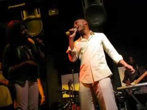 Deborah Cox & Kenny Latimore @ Uptown perform
