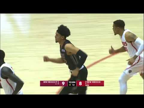 New Mexico State v. New Mexico - 2017 Dec 9 - full game compressed