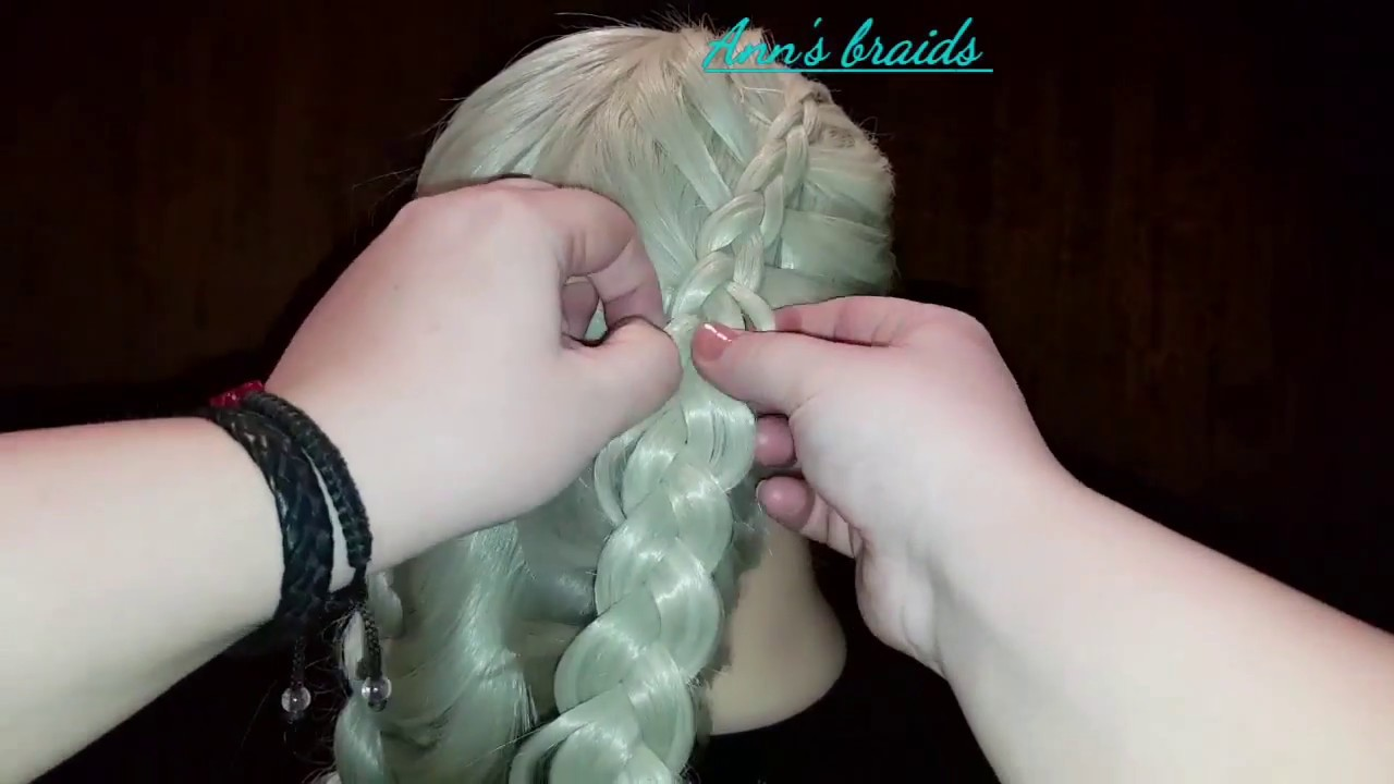 Easy Braided Hairstyle For Holidays Updococ Lejer Din