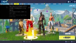 Duos | Season 7 Grind  (Fortnite Live Stream PS4)