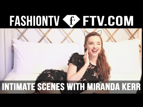 Behind The Scenes Miranda Kerr for CLEO | FTV.com