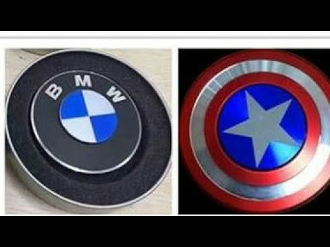 fidget spinner bmw captain america youtube. Black Bedroom Furniture Sets. Home Design Ideas