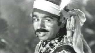 Pyaar Mein Tumne Dhokha Seekha - Dilip Kumar, Kamini Kaushal, Shabnam Song