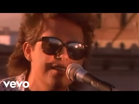 Toto - I'll Be Over You (Official Music Video)