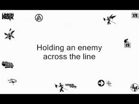 Across The Line Karaoke (Linkin Park)