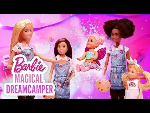 Barbie Vlogger Series Eksperiment Barbie Dan Ken Membuat Kue Mangkuk Barbie Bahasa Youtube