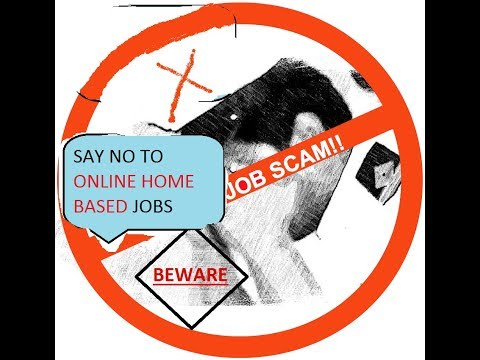 Online Jobs Fraud || Beware of scam || dg services form fill