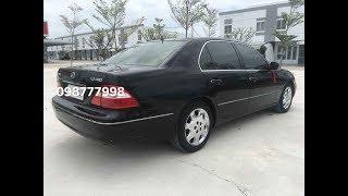ឡានលក់ Lexus Ls 2003 តម្លៃ 13,900$