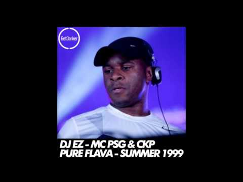 DJ EZ with MC's PSG & CKP - Live at Pure Flava - Summer 1999