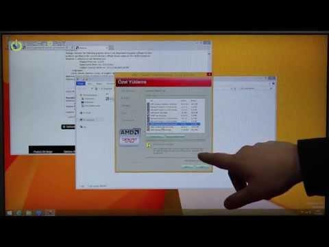 Adım Adım Windows 8.1 Kurulumu, Ayarlar ve Sürücü Güncelleme Rehberi