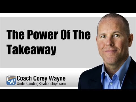 The Power Of The Takeaway
