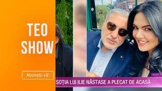 Teo Show (10.10.2019) - Sotia lui Ilie Nastase a plecat de acasa! Lino Golden a fost impuscat!