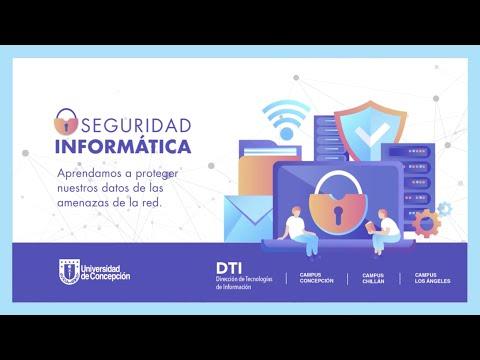 #CiberseguridadUdeC: Tips para reconocer correos phishing y ransomware.